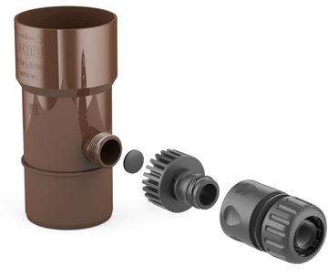 Zberač zberača vody 90 Bronzový vánok