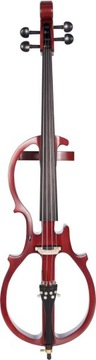 Elektrická Cello 4/4 M-Tunes MTWE405E KPL.