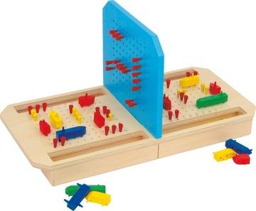 HRA LODÍ Spoločenská hra pre deti i dospelých