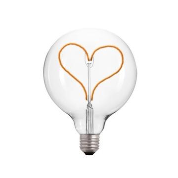 Dekoratívne žiarovka E27 G95 Fillament 3,5 W