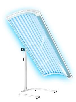 Merican W1 100W Domáce solárium s lampami