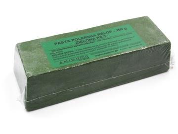 Leštiaci pasta zelená leštenie inox, alu, oceľ