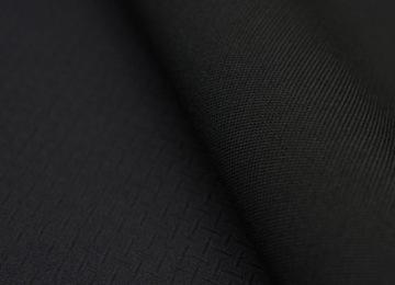 Strešný materiál Sonnenland Cabrio Čierna tkanina