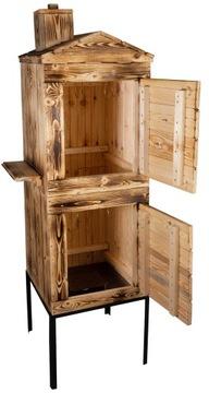 Záhradný Smokehouse EKO 190 x 50 x 50 Full Set