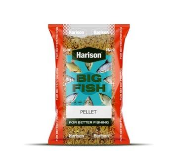 Harison Bait Big Fish Pellet 3kg Fat Frakcia