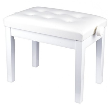 Bench pre klavír klavír biely | 24h