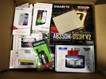 Carton Mix ABC Electronics GSM príslušenstvo 92 ks