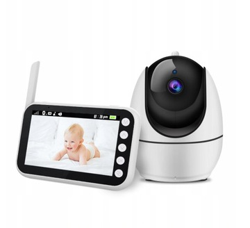 Elektronický junior s WiFi kamerou a monitorom