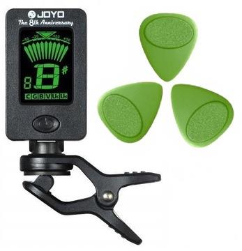 Joyo JT-01 Headdress Clip Guitar Ukulele Bass tuner