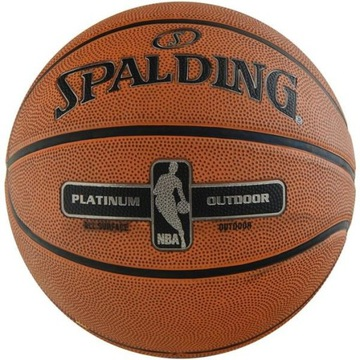 Spalding Ball NBA Platinum Streetball Outdoor