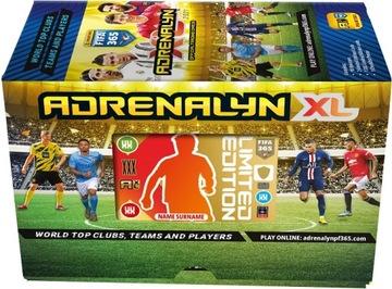 2021 FIFA 365 Darčeková krabička Futbalové karty Limited