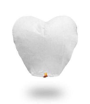 Lantern Lucky Leting Heart XXXL - 10ks
