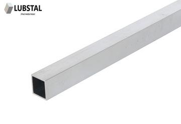 Hliníkový profil 20x20x2 - 500 mm hliník