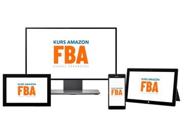 Kurz predaja FBA spoločnosti Amazon - Łukasz Koronczok