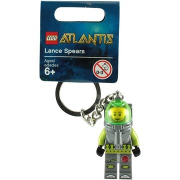 LEGO Atlantis - Kľúčenka s príveskom Lance Spears 852776