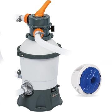 Filter piesočného čerpadla pre bazény 3028 l / h bestway