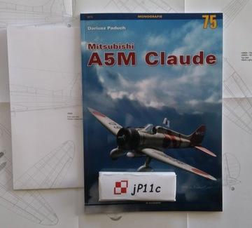Mitsubishi A5M Claude - Kagero PL - Odporúčam !!