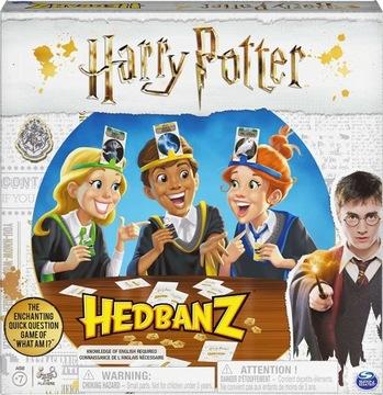 Hedbanz Harry Potter hra Krátko, kto som?