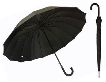 Veľký automatický parasol XXXL 153 cm 16-Brit