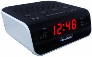 Radiobudzik Blaupunkt CR5WH Rádio Budík hodinky
