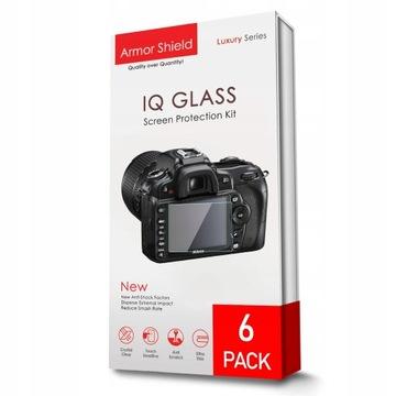 6Pack Bander Glass Hybrid Sony-alfa-A7-III