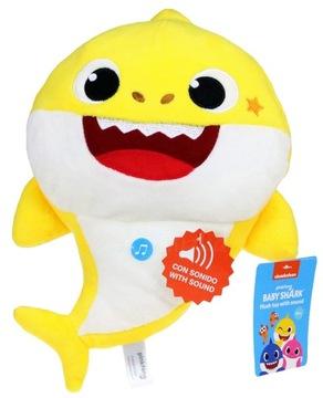 Maskot spievajúci žralok Baby Shark 26cm s 818