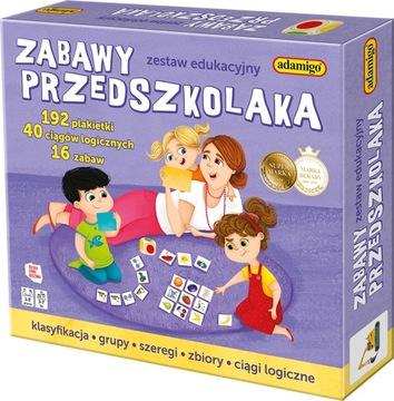 Vzdelávacia hra Fun Preschool 07578