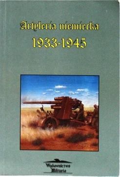 Nemecká delostrelecká organizácia 1933 -1945