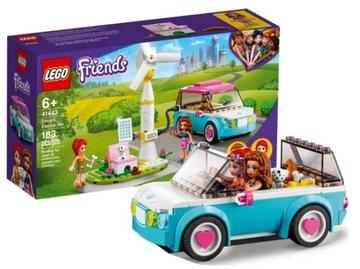 Lego priatelia 41443 Elektrické auto OLIVIA