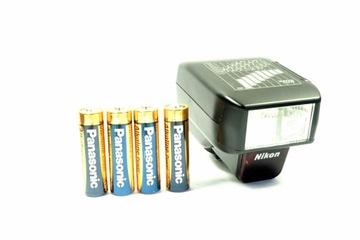 Nikon Speedlight SB-23 + Batérie