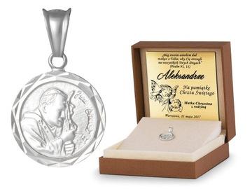 Dar pre spoločenstvo Silver Medal John Paul II
