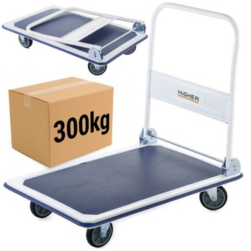 300kg Storage Platform Trolley