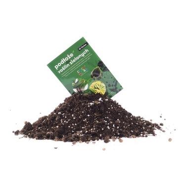 Substrát, Zem pre Green Plant Premium - 10L