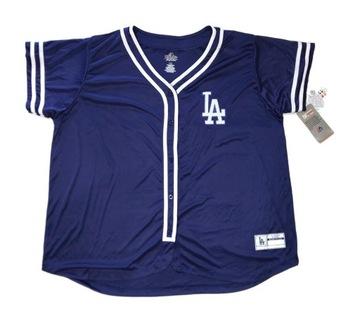 Shirt Majestic Los Angfeds Dodgers MLB Dámske XL