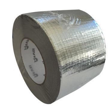 Hliníkom vystužená samolepiaca páska 100mm / 50m