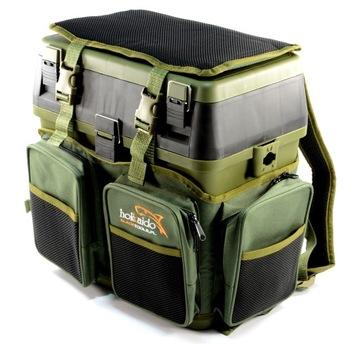 CASE SEAT BASKET Rybárčenie batoh