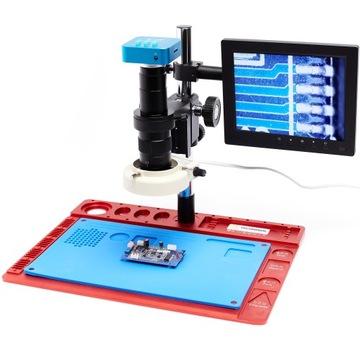 Digitálny mikroskop Veľké rozšírenie pre elektroniku
