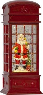 Švédska vianočná dekorácia VINTER s LED