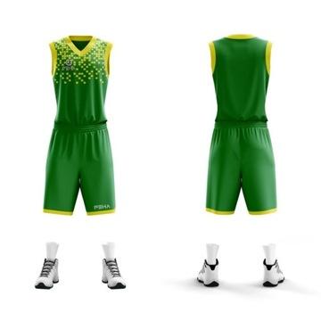 Basketbalový outfit PEHA PIXEL - Tlač zadarmo