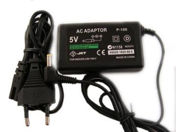 Napájacia nabíjačka pre PSP 5V 1.2A-IT7 Chojnice