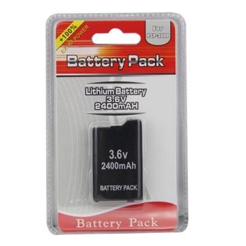 Batéria 2400 mAh PSP Slim 2004 3004 2003 3003