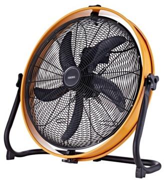 Priemyselná axiálna podlahová ventilátor EBF20 130W