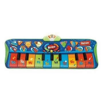SMILY PLAY Tanečná podložka na nahrávanie klavíra