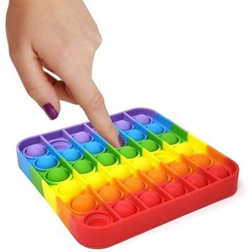 Push pop bublina senzorické antistresové hračky