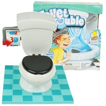 Bláznivá rodinná agilita toalety