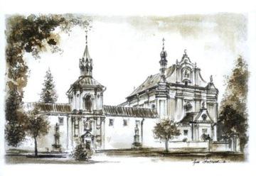 Kraslnobród - Dominikánsky kláštorný syndróm