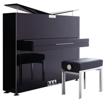 Čistý šľachtický klavír, ktorý krídla pianistickú dušu