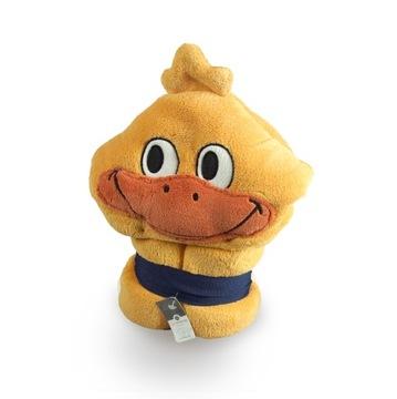 Plyšová deka s kapucňou Duck 120/90