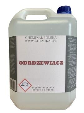 Profesionálne hrdzavé 5 1 kyseliny fosforečnej