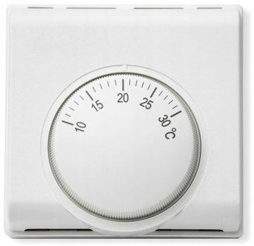 Izbový termostat Bimetal Regulátor teploty